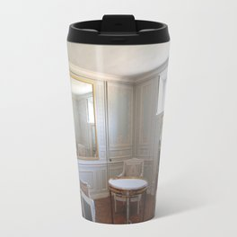 Through a glass Travel Mug