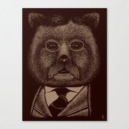 """Teddy"" Roosevelt Canvas Print"