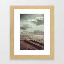 Rio de la plata Framed Art Print