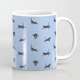 Kitty Stretch Coffee Mug