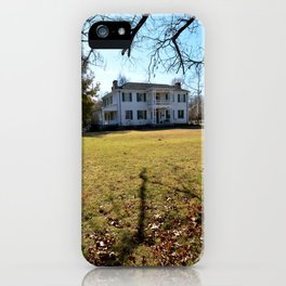 Cherokee Nation - The Historic George M. Murrell Home, No. 4 of 5 iPhone Case