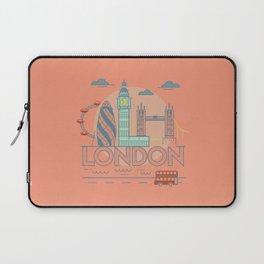 London City Laptop Sleeve