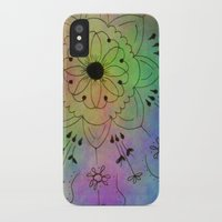 zentangle iPhone & iPod Cases featuring Zentangle by Anne Seltmann