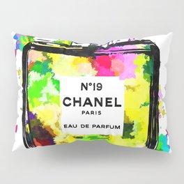 No 19 Colored Pillow Sham