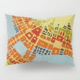 Cypher number 3 (ORIGINAL SOLD). Pillow Sham