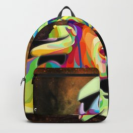 turn the music on Backpack