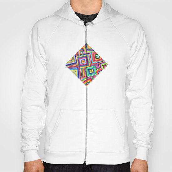 infinite square Hoody