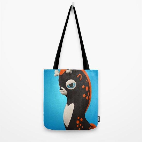 Dark Wippo Tote Bag