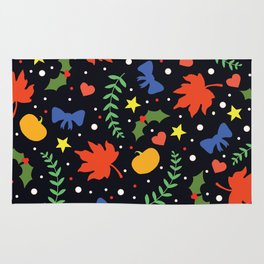 Holiday Season Rug