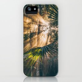 Hermosa Luz iPhone Case
