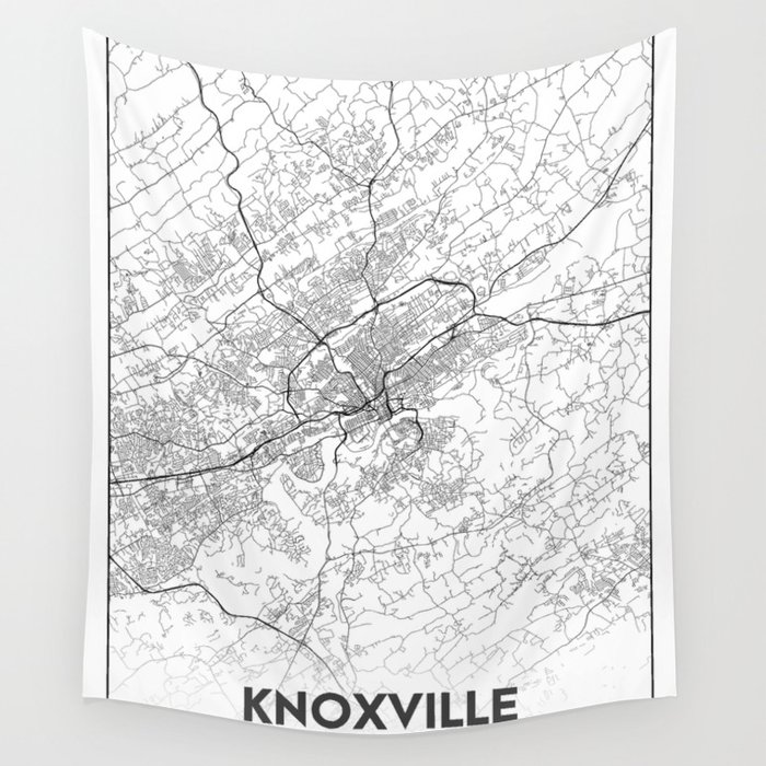 Minimal City Maps - Map Of Knoxville, Tennessee, United States Wall on us map springfield, us map biloxi, us map tacoma, us map columbia, us map anchorage, us map lima, us map greensboro, us map macon, us map morgantown, us map new haven, us map bloomington, us map chesapeake, us map chattanooga, us map santa rosa, us map cape girardeau, us map pensacola, us map fort worth, us map salem, us map boise, us map hilton head,