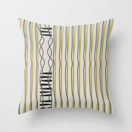SERAFINA #1 Throw Pillow