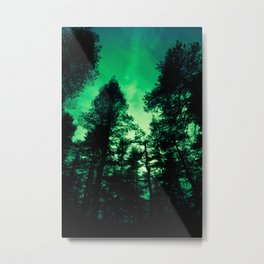 Fairy Woods Metal Print