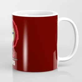 Jiraiya, The Incredible Ninja [Red Background Version] Coffee Mug