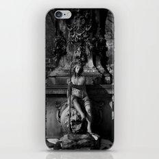 Sculpture iPhone Skin