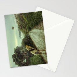 Surfer Boy, Cardiff, California Stationery Cards