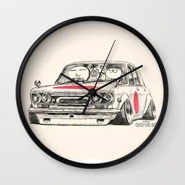 Crazy Car Art 0173 Wall Clock