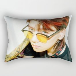 Baekhyun / Byun Baek Hyun - EXO Rectangular Pillow