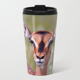 The Impala - Africa wildlife Travel Mug