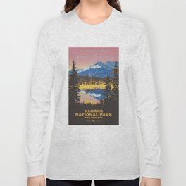 Kluane National Park and Reserve Long Sleeve T-shirt