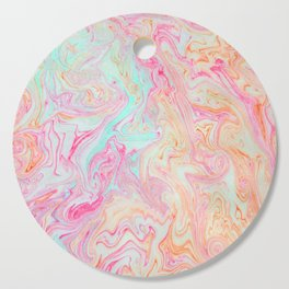 Tutti Frutti Marble Cutting Board