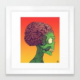 Attack attack Framed Art Print