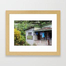 Grand Cayman Framed Art Print
