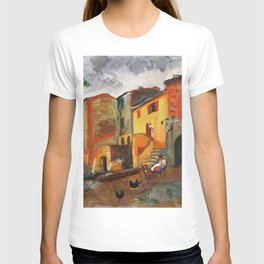 Charles Camoin - Village Street, Collioure T-shirt