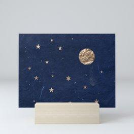 Good Night Mini Art Print