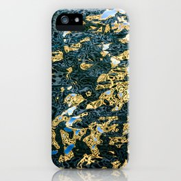 reflection abstract iPhone Case