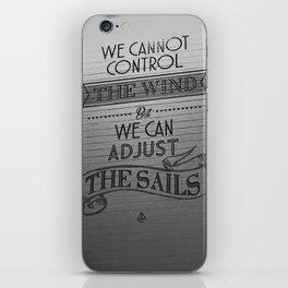Lido words of wisdom iPhone Skin