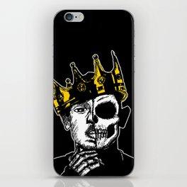 King Kendrick by zombieCraig iPhone Skin