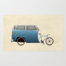 Camper Bike Rug