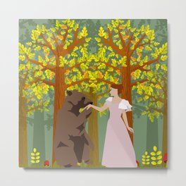 Will you save this dance for me Metal Print