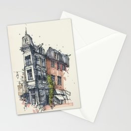 Amsterdam Canal Street Store Stationery Cards