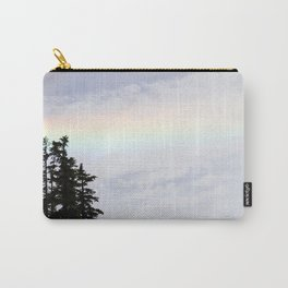 Mountaintop Rainbow Carry-All Pouch