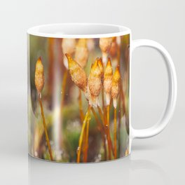 Little plants growing in pastel tones Coffee Mug