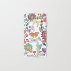Butterfly party Hand & Bath Towel
