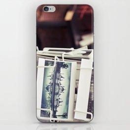 Postales iPhone Skin