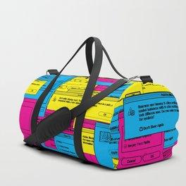 Designer Dialogues AI1 Duffle Bag