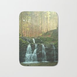 winter light Bath Mat