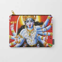 Hindu Kali 15 Carry-All Pouch