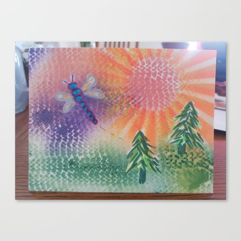 Canvas Print by Slr CNV9139357