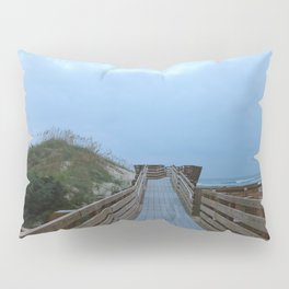 Dreary Days and Getaways Pillow Sham