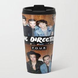 """One direction """"four"""" album cover Travel Mug"""