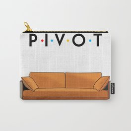 Pivot Friends Carry-All Pouch