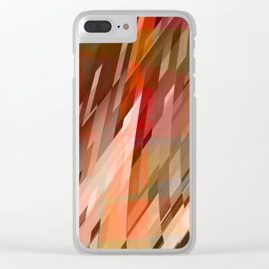 elude 2a Clear iPhone Case