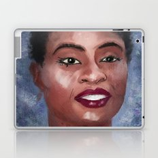 Adina Porter Portrait Laptop & iPad Skin