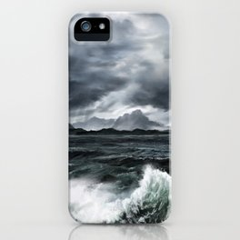 Oceanscape iPhone Case