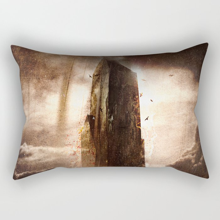 Anghst Rectangular Pillow